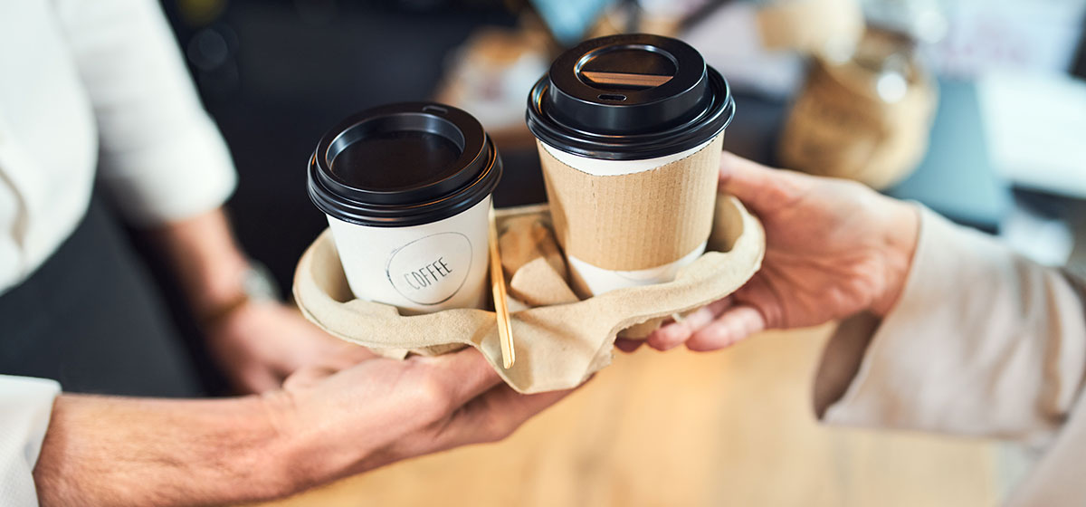Banner image for Coffee Delivery